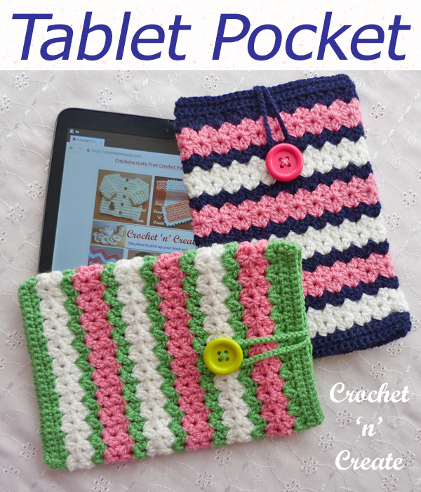 tablet pocket