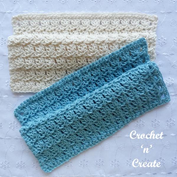 Primrose Crochet Dishcloth Pattern Free Pattern On Crochet N