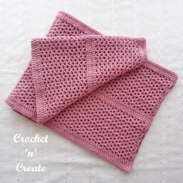 folded shawl