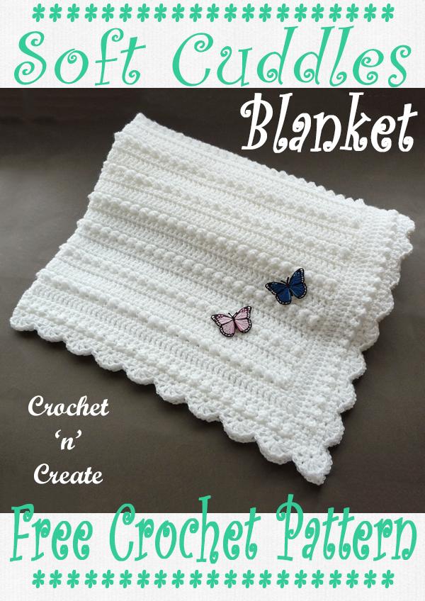 crochet soft cuddles blanket