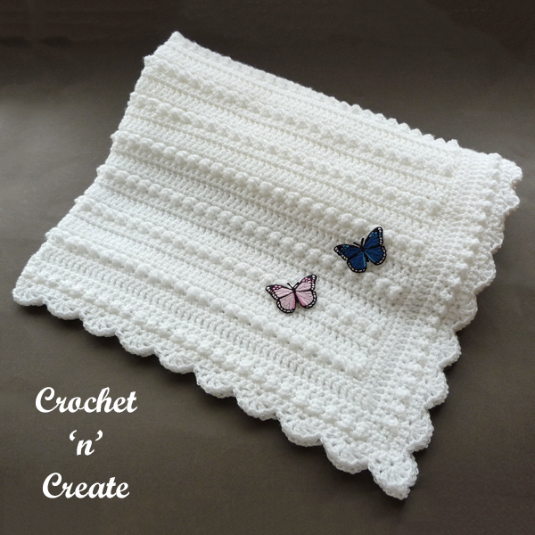 crochet soft cuddles blanket