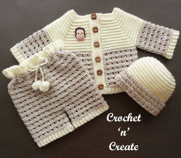 baby outfit pattern