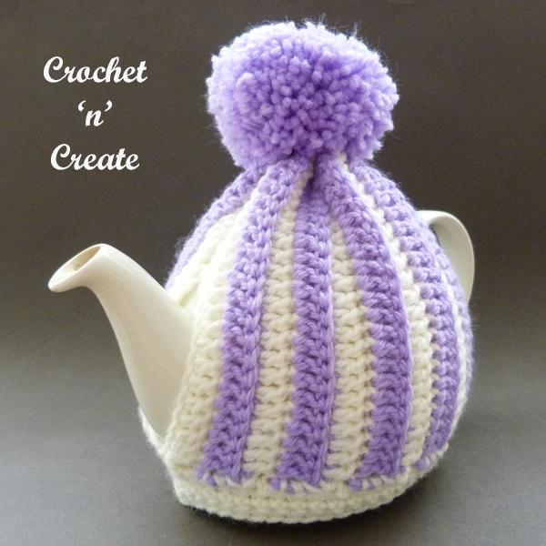 tea cosy lilac