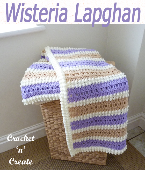 wisteria lapghan
