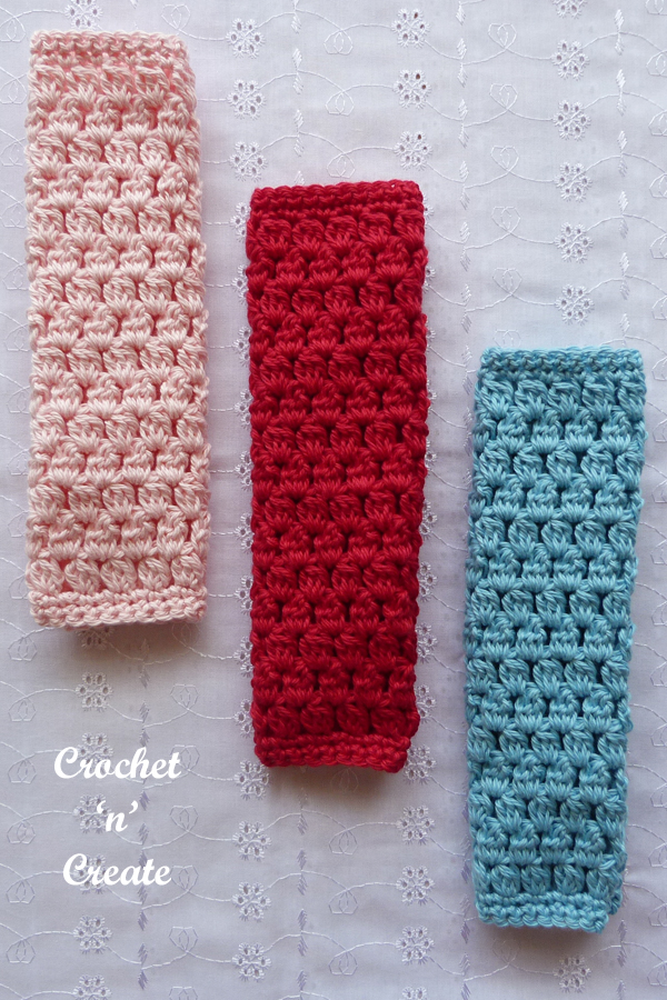 cluster dishcloth