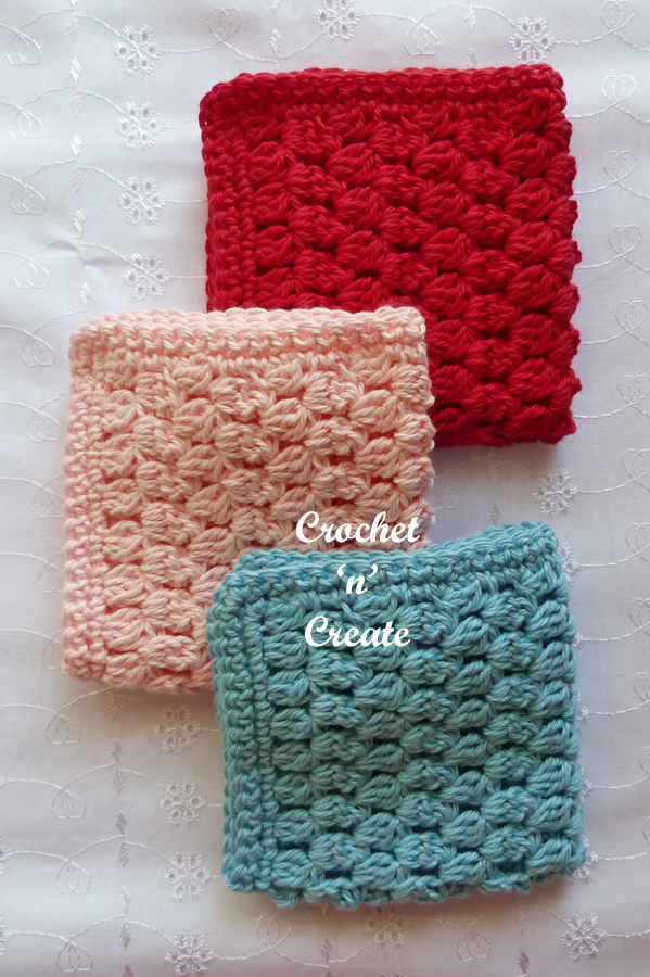 cluster stitch cloth