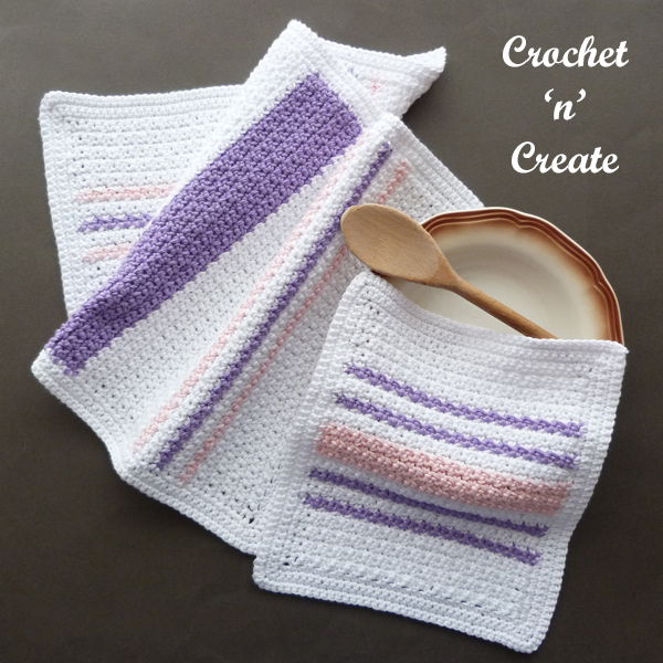 kitchen cloth set