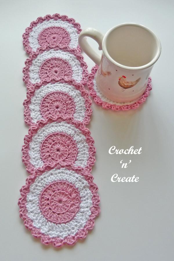 cotton coasters long