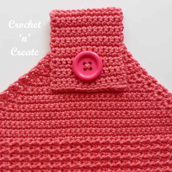 berry towel loop