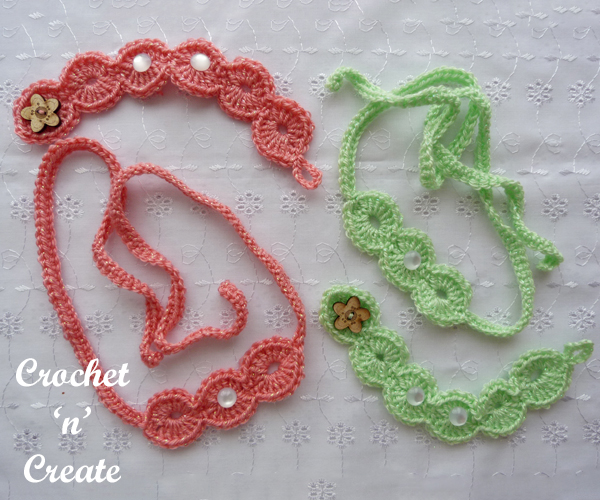 two jewellery sets