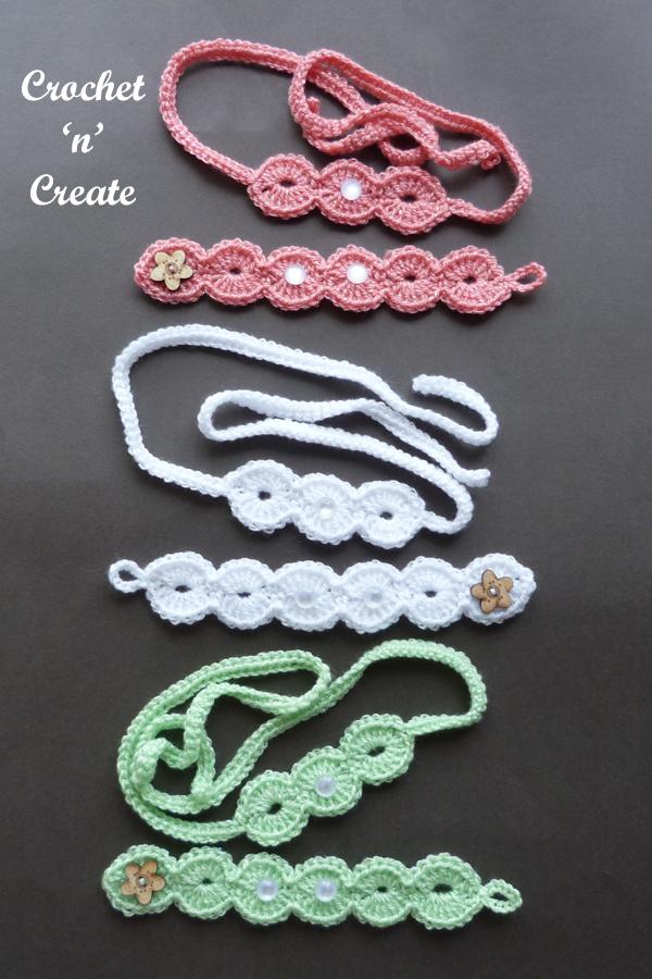 three jewellery sets