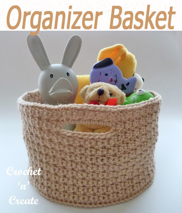 organizer basket