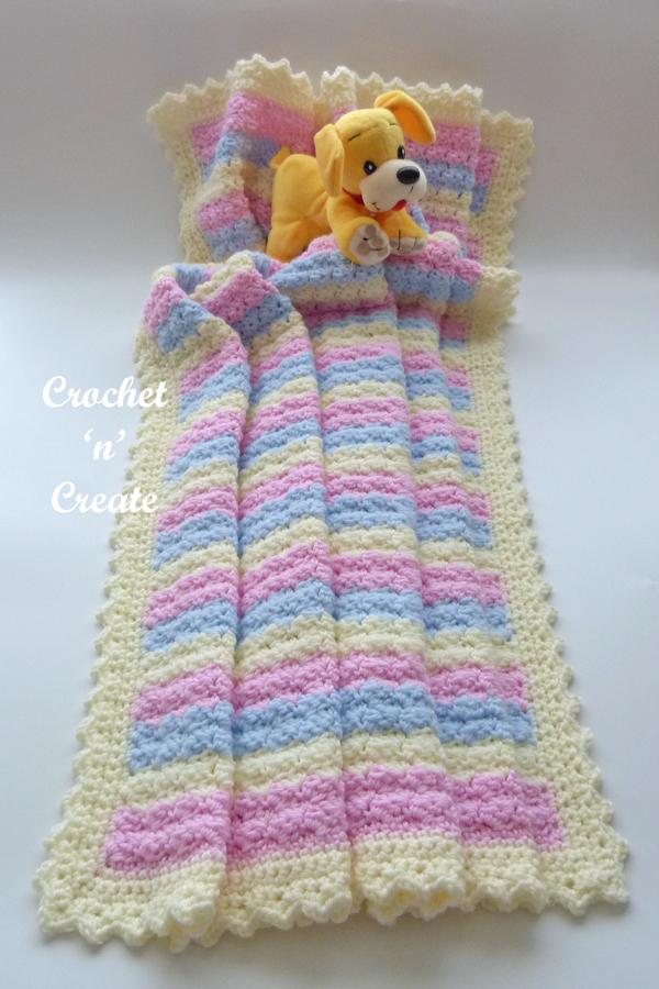 long baby blanket