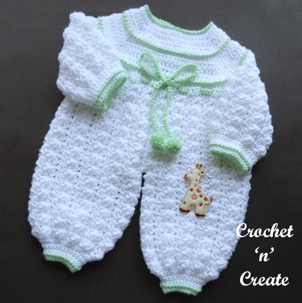 crochet rompers