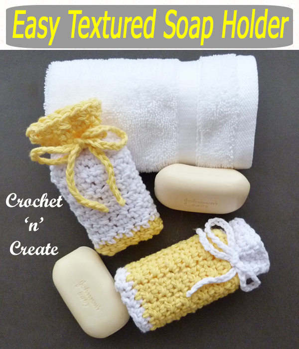 easy textured soap holder