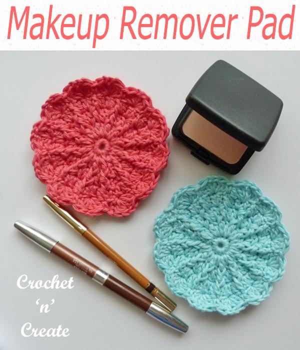 makeup remover pad