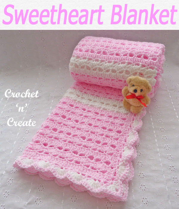 sweetheart blanket