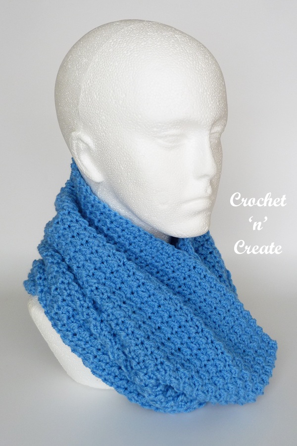 warm hooded cowl
