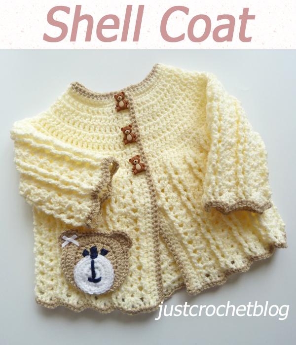 shell coat