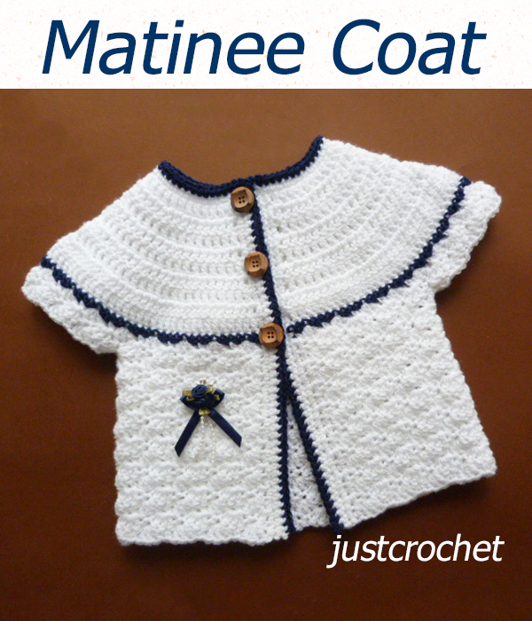 matinee coat