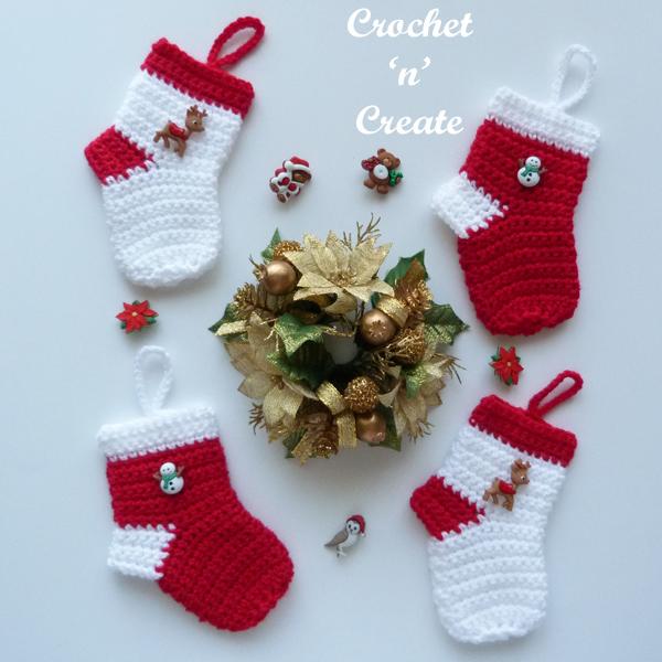 christmas tree sock