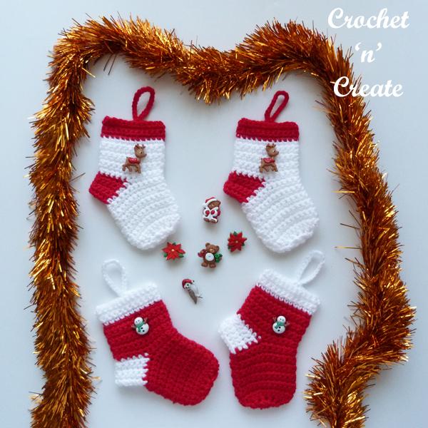 tinsel stocking