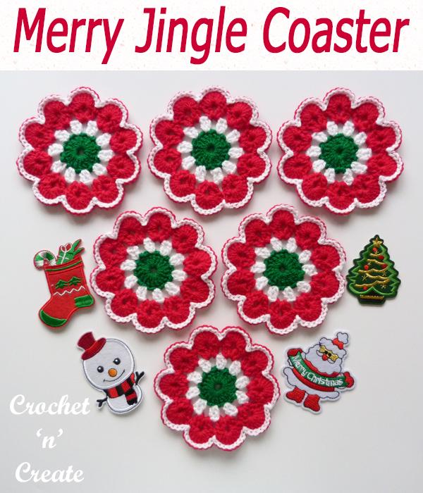 merry jingle coaster