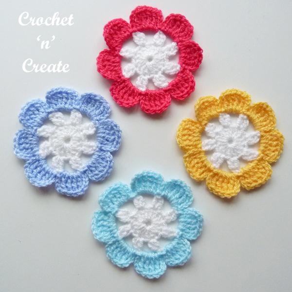 flower color edge