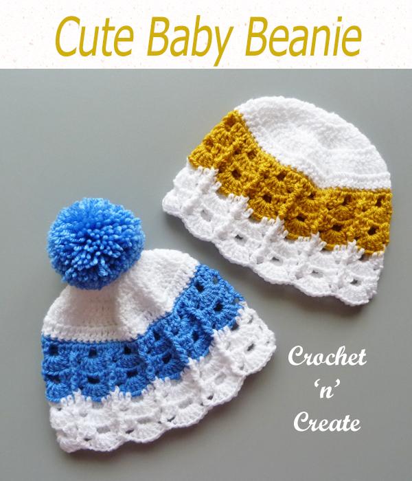 cute baby beanie