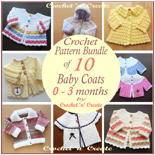 0-3 month Baby Coats