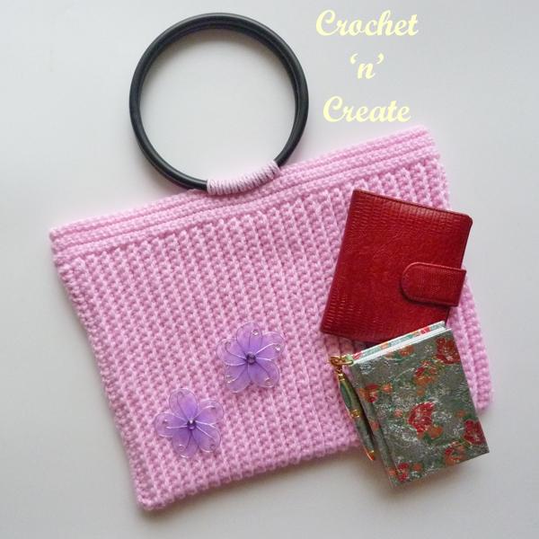 pink chic bag