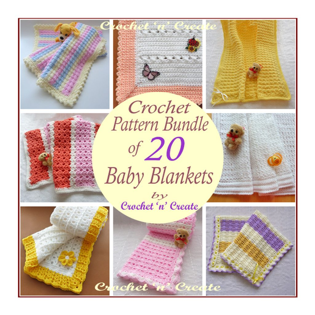 20 Baby Blankets