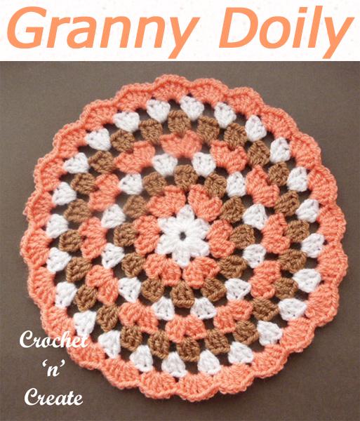 granny doily
