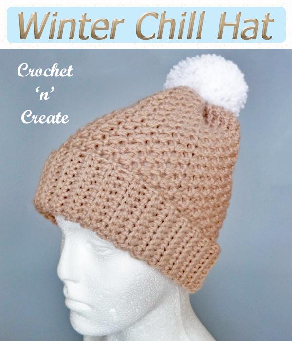 winter chill hat