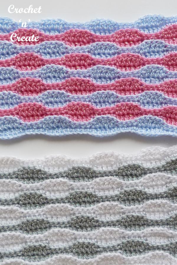 coastal wave stitch