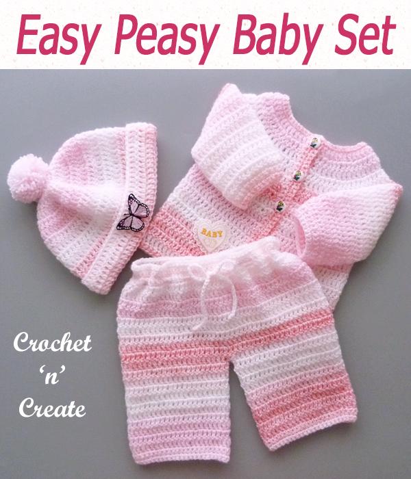 easy peasy baby set