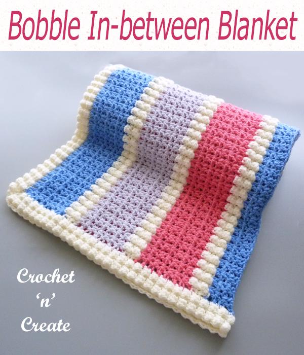 bobble between blanket