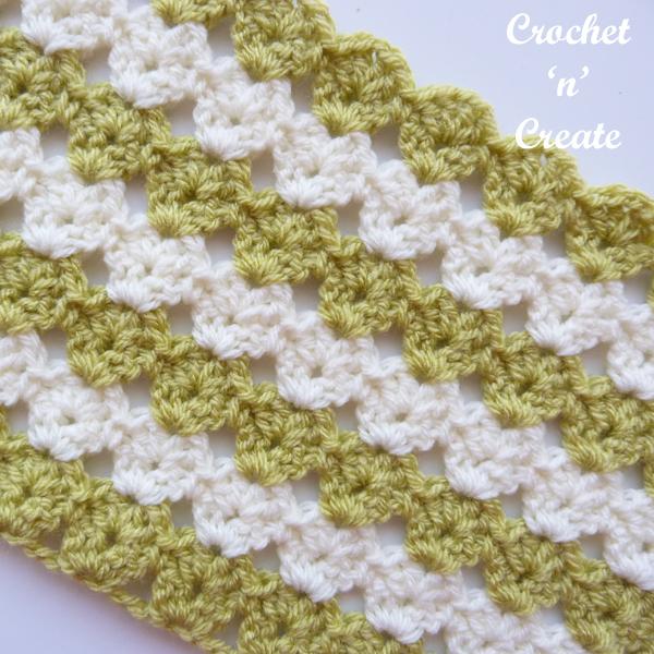 closed shell stitch tutorial