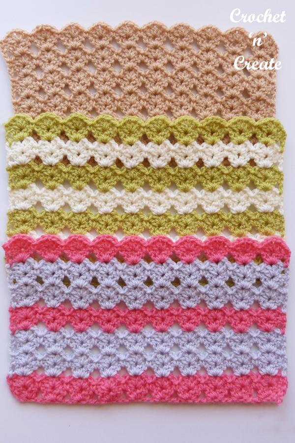 tier-closed shell stitch