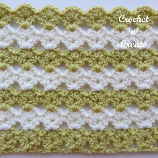 green-cream stitch