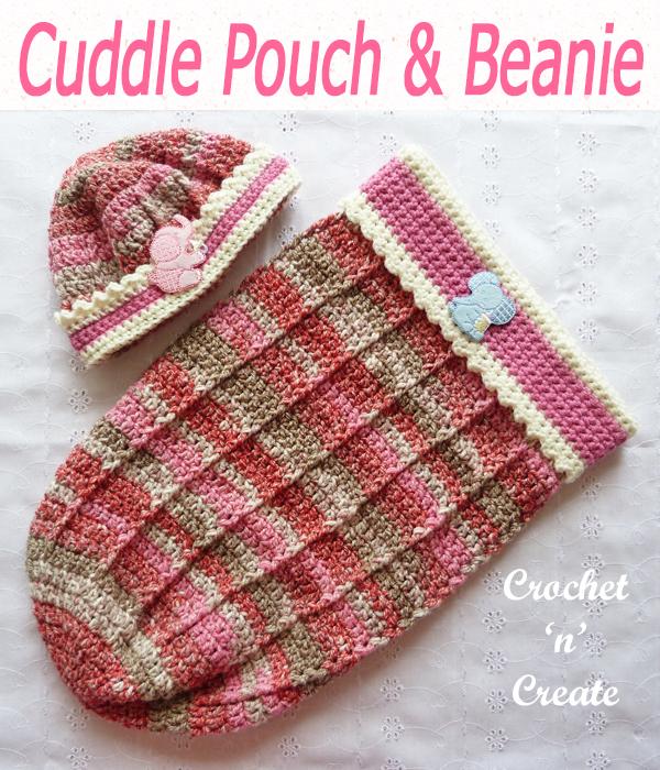 cuddle pouch-beanie