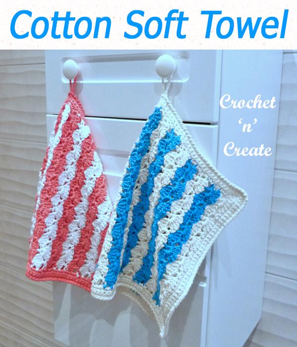 cotton hand soft towel