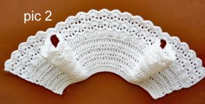 Free baby how to shape armholes