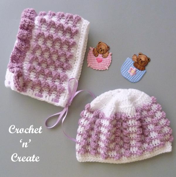 pebbles baby hats